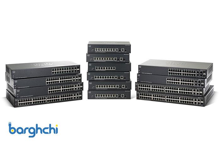 سوئیچ شبکه قابل تنظیم