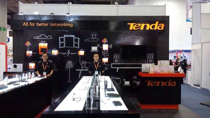 محصولات و تجهیزات شبکه برند تندا (Tenda)