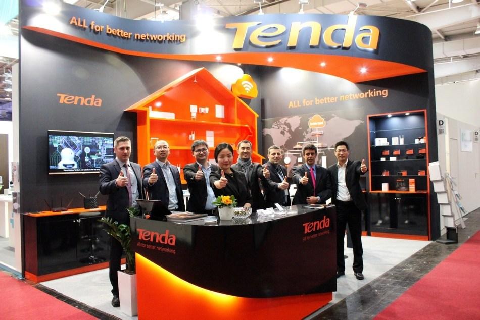 معرفی برند تندا (Tenda)