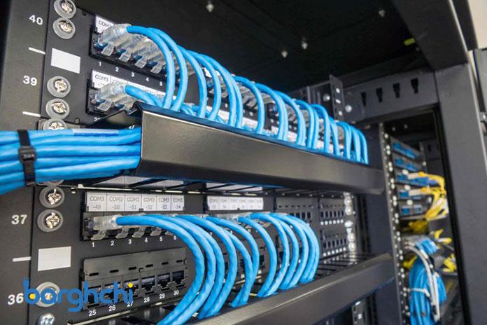 آشنایی با انواع پچ پنل و کاربرد آن ها در شبکه