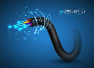 شبکه فیبر نوری