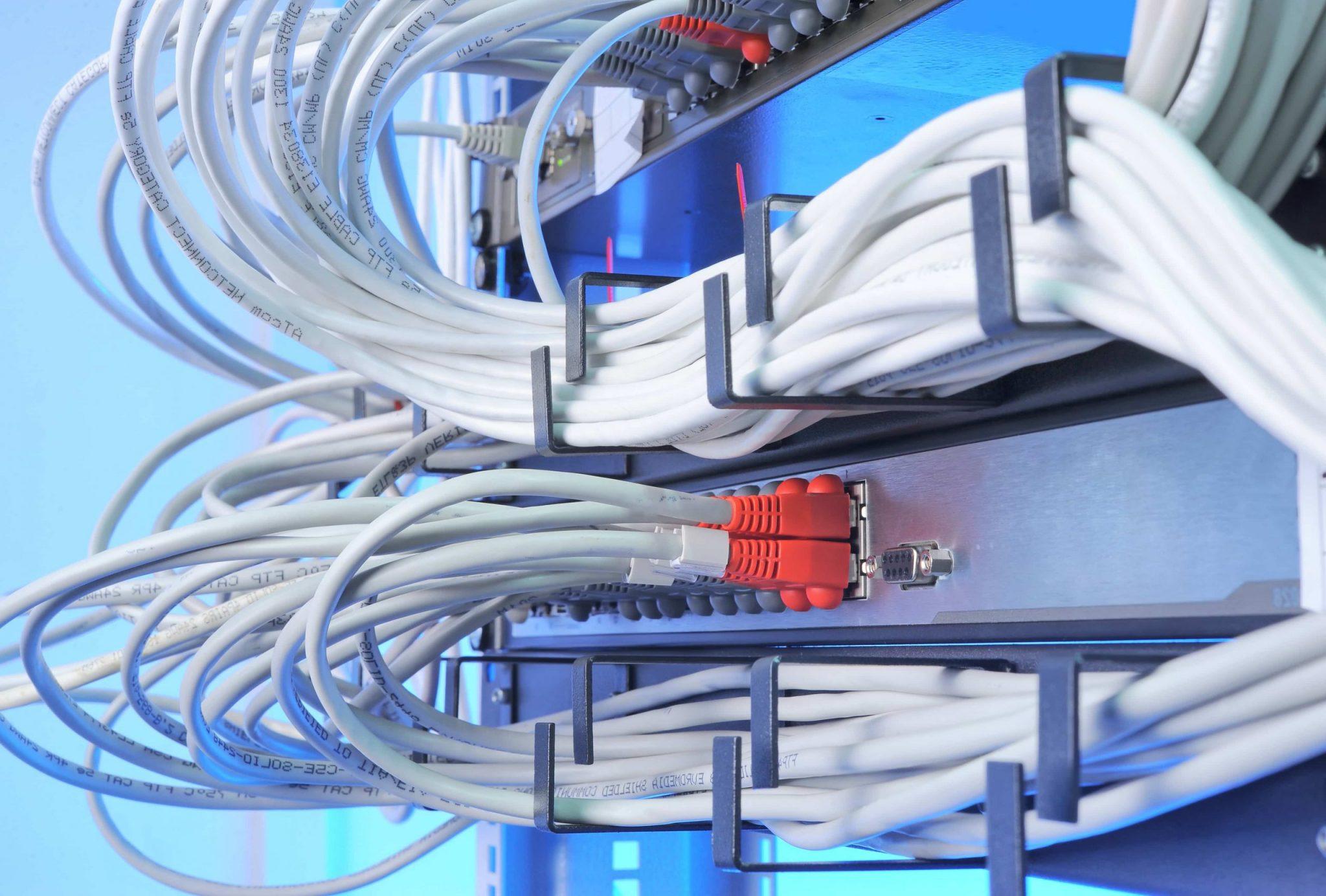 کابل شبکه CAT6 چیست
