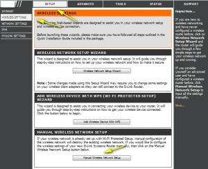 تغییر رمز وای فای مودم دی لینک