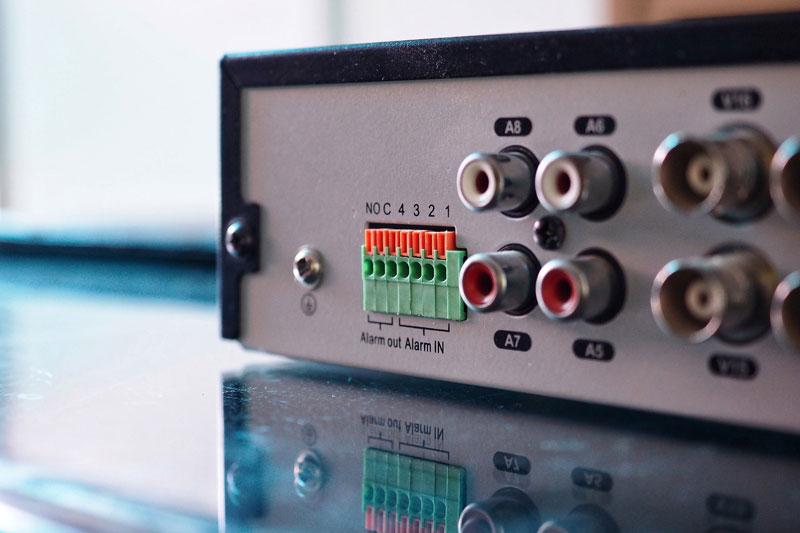 دستگاه ضبط دوربین مداربسته یا دستگاه DVR چیست