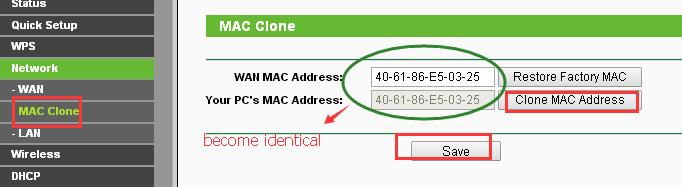 چرا روتر TP-Link ما نمیتواند پارامترهای WAN را از مودم نمیتواند دریافت کند؟