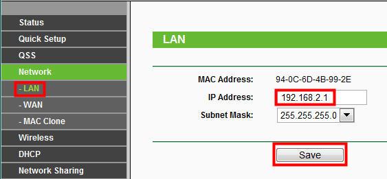 چرا روتر TP-Link ما نمیتواند پارامترهای WAN را از مودم دریافت کند؟