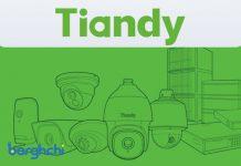 معرفی شرکت Tiandy