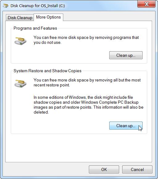 7 روش برای آزاد سازی فضای هارد دیسک در ویندوز