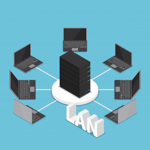 شبکه محلی LAN