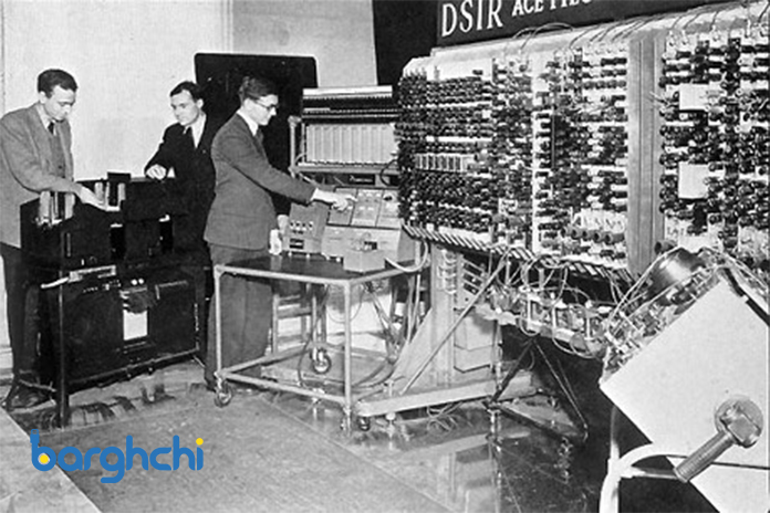 تاریخچه ایجاد شبکه اترنت