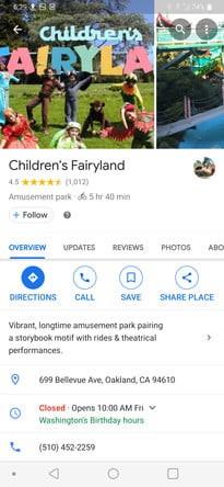 نمایش خیابانی در گوگل مپ