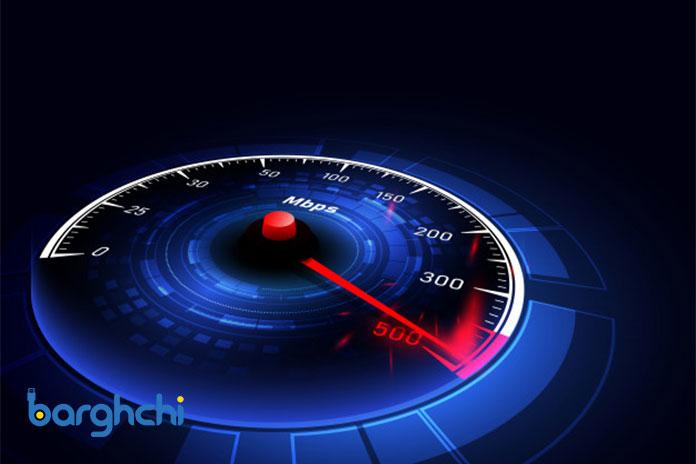 رکورد سرعت اینترنت در ایران شکسته شد