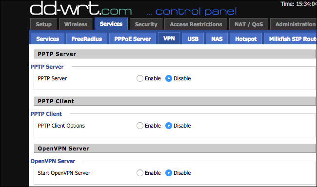 چگونه یک سرور VPN بسازیم