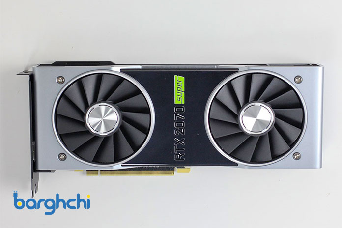 کارت گرافیک انویدیا مدل Geforce RTX 2070 Super