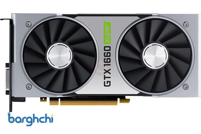 کارت گرافیک برند انویدیا مدل Geforce GTX 1660 Super