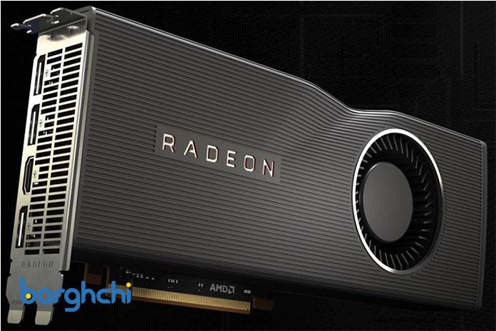 کارت گرافیک Radeon RX 5700 برند AMD