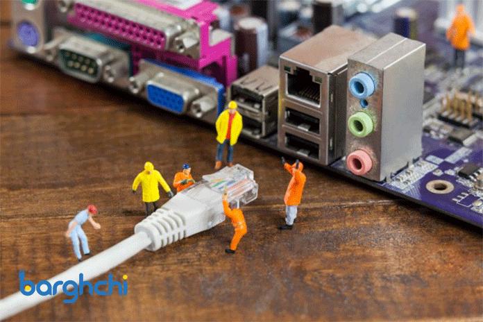 شبکه کردن دو کامپیوتر با یکدیگر