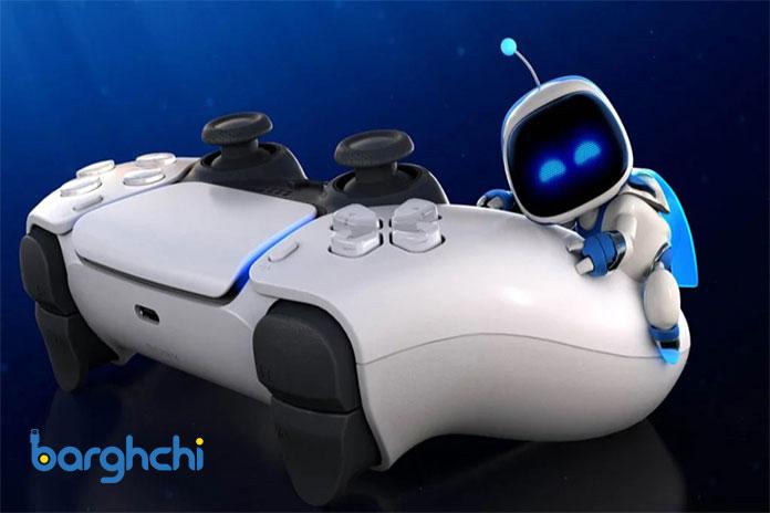 کنترلر DualSense در PS5