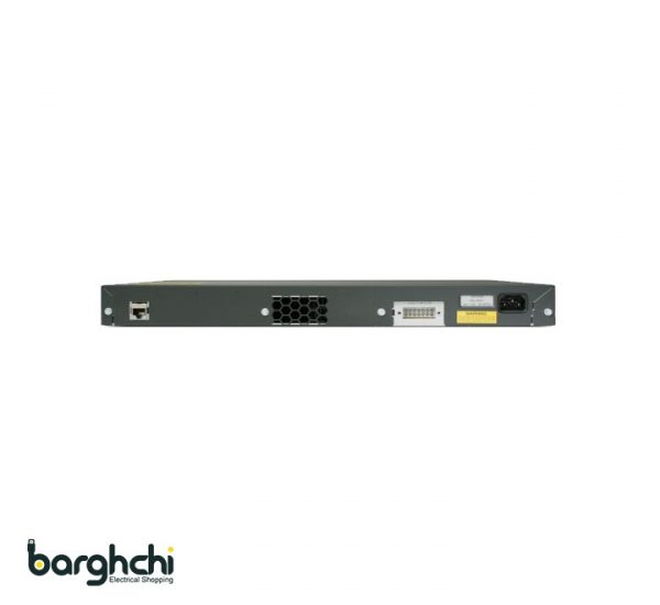 سوییچ شبکه 24 پورت سیسکو مدل WS-C2960G-24TC-L