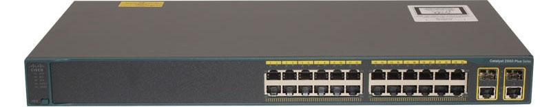 سوئیچ شبکه 24 پورت سیسکو مدل WS-C2960+24TC-L | فروش تجهیزات شبکه | سوئیچ سیسکو | cisco switch | قیمت سوئیچ شبکه 24 پورت WS-C2960+24TC-L | خرید تجهیزات شبکه سیسکو | سوییچ 24 پورت Cisco