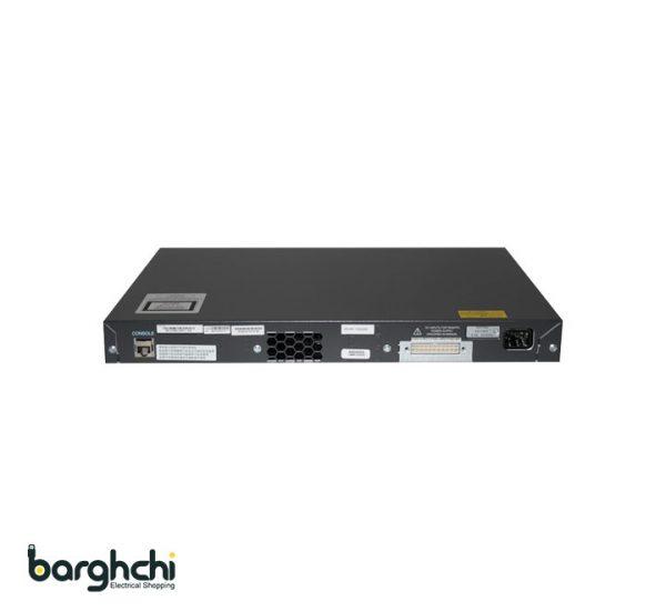 سوییچ شبکه 24 پورت سیسکو مدل WS-C2960+24PC-L
