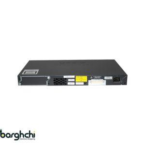 سوییچ شبکه 24 پورت سیسکو مدل WS-C2960X 24TS-L