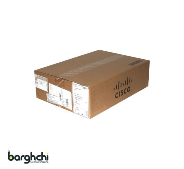 سوییچ شبکه 24 پورت سیسکو مدل WS-C2960X-24TS-LL