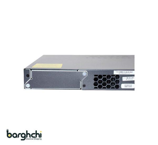 سوییچ شبکه 48 پورت سیسکو مدل WS-C2960X-48FPS-L