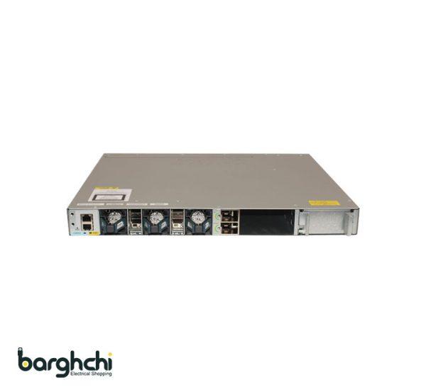 سوییچ شبکه 24 پورت سیسکو مدل WS-C3850-24T-S