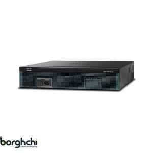 روتر سیسکو مدل Cisco 2921/K9