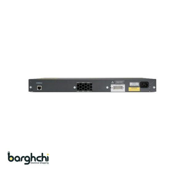 سوییچ شبکه 24 پورت سیسکو مدل WS-C2960-24TC-L