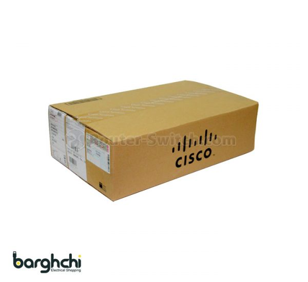 سوییچ شبکه 24 پورت سیسکو مدل WS-C2960-24TT-L