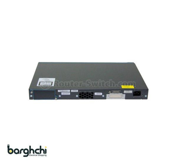 سوییچ شبکه 24 پورت سیسکو مدل WS-C2960S-24TS-L