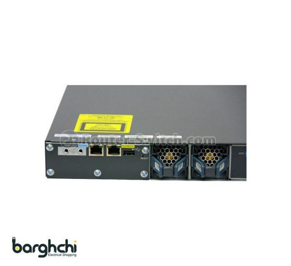 سوییچ شبکه 24 پورت سیسکو مدل WS-C3560X 24T-S