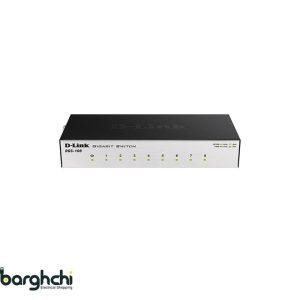 سوییچ دی لینک دسکتاپ مدل DGS-108/E