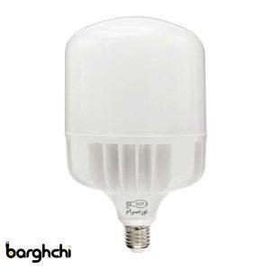 لامپ ال ای دی LED استوانه ای صدفی نور صرام 100 وات E40