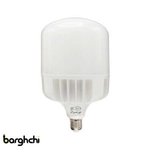 لامپ ال ای دی LED استوانه ای صدفی نور صرام 60 وات