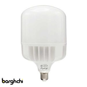 لامپ ال ای دی LED استوانه ای مهتابی نور صرام 100 وات E40