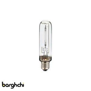 لامپ بخار سدیم استوانه ای آفتابی نور صرام 35 وات