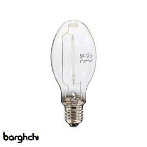 لامپ بخار سدیم بیضوی آفتابی نور صرام 150 وات