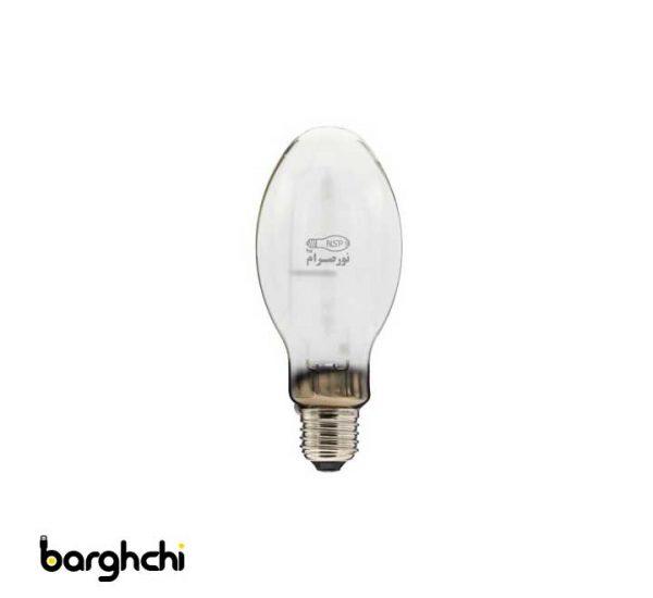 لامپ بخار سدیم بیضوی آفتابی نور صرام 35 وات