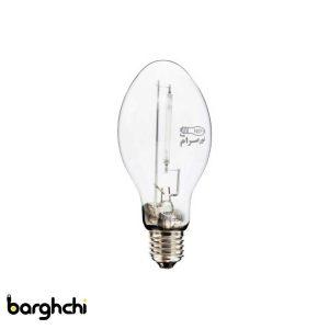 لامپ بخار سدیم بیضوی آفتابی نور صرام 50 وات