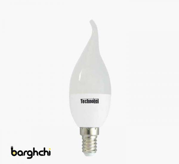 لامپ اشکی و شمعی تکنوتل مدل TL706