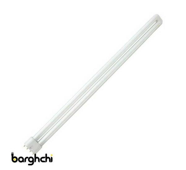 لامپ کم مصرف پی ال ال مهتابی نور صرام 36 وات