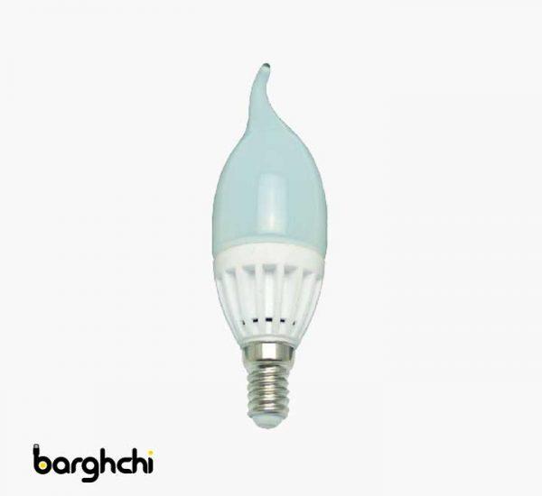 لامپ شمعی و اشکی تکنوتل مدل TL203