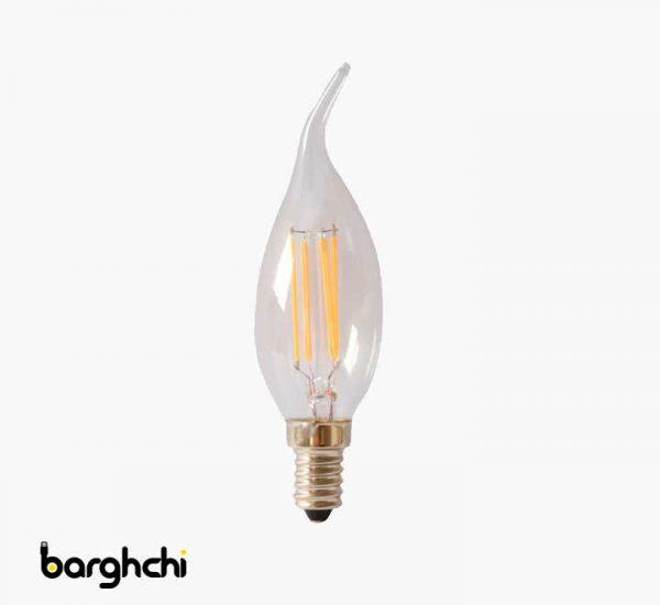 لامپ شمعی و اشکی تکنوتل مدل TL204