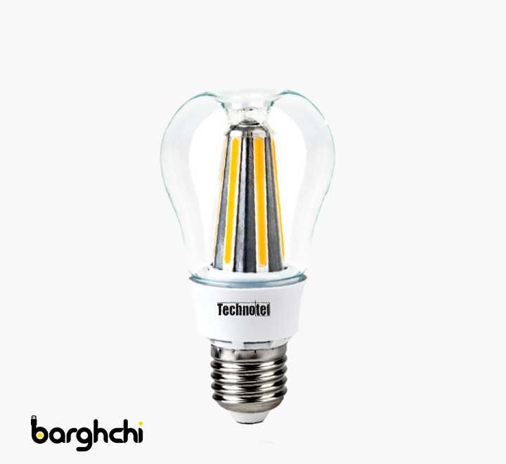 لامپ حبابی فیلامنتی تکنوتل مدل TL308