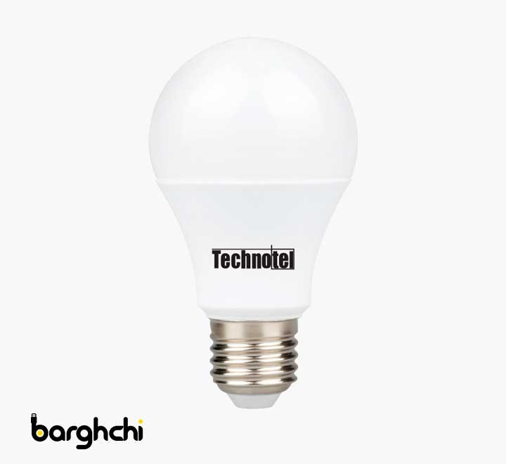 لامپ حبابی 9 وات تکنوتل مدل TL309