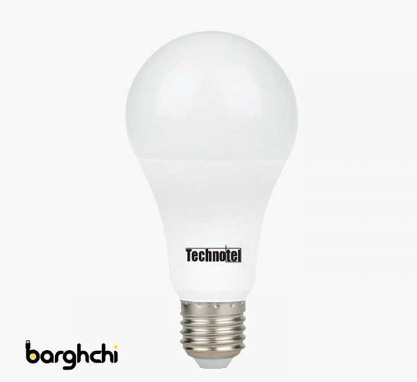 لامپ حبابی 15 وات تکنوتل مدل TL315