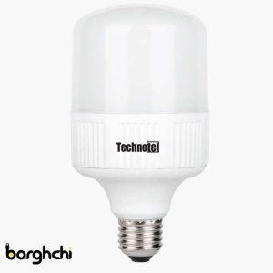 لامپ حبابی 20 وات تکنوتل مدل TL320